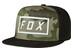 Fox Fumed Mężczyźni czarny/oliwkowy